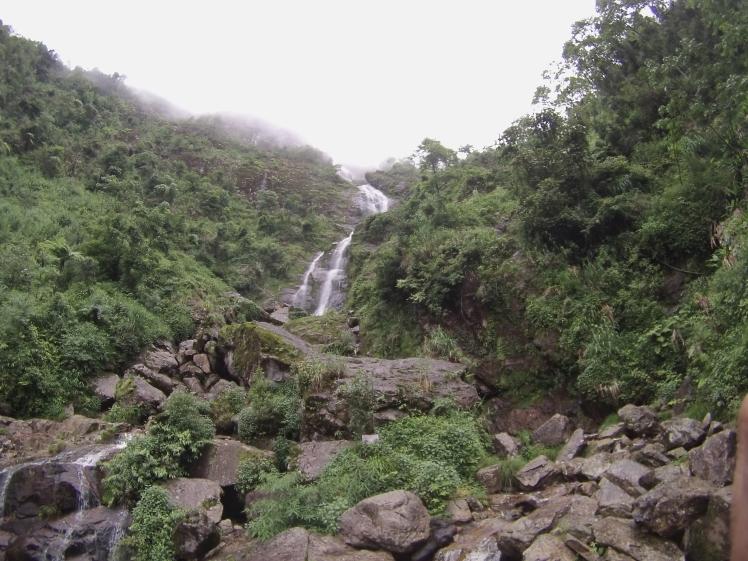 Weekend getaway from Hanoi - Sapa Waterfall