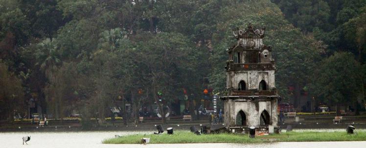 Hoan Kiem Lake - Hanoi