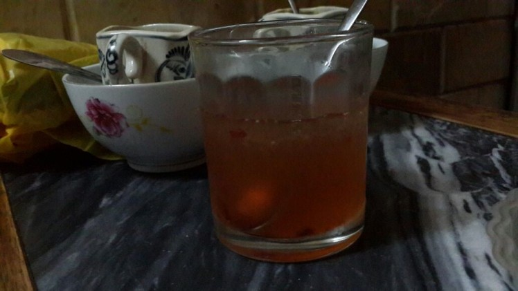 Cafe Giang Hanoi: Strawberry Rum