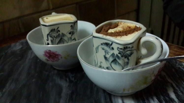 Cafe Giang - Egg Coffee and Egg Cocoa