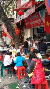 Hanoi Street Food: Nha Hang Mien Luon
