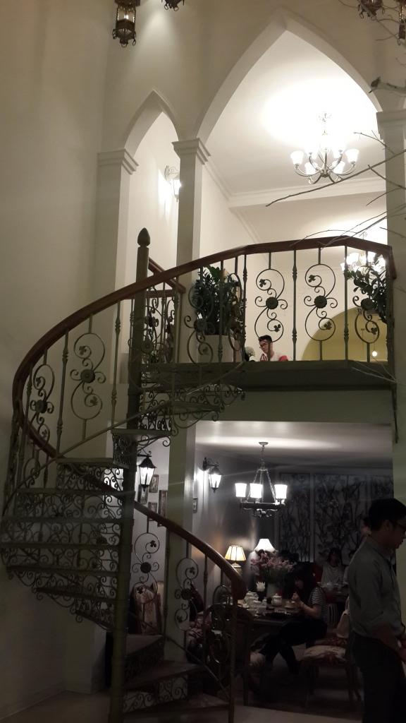 D Alice Interior