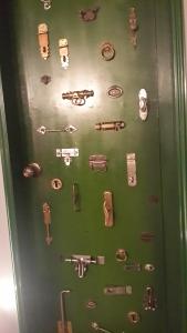 D Alice Bathroom Door