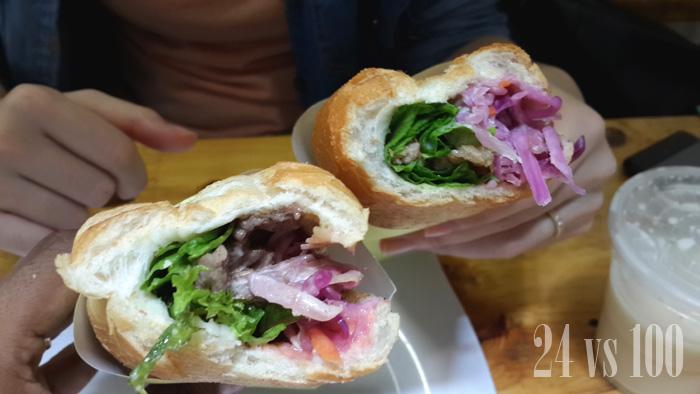 Hanoi Street Food - Banh My